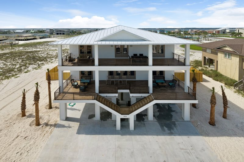 Brand New 6br 6ba Beach Home With Private Pool Incredible