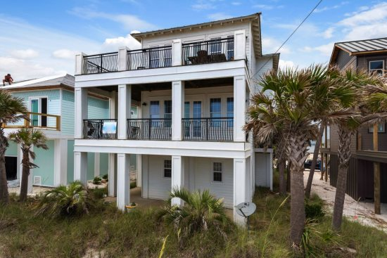 Cool Navarre Beach Vacation Homes Navarre Beachfront Rentals Home Interior And Landscaping Oversignezvosmurscom