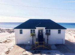 Beach Front Beauty 4BR/3BA