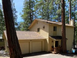 Ponderosa Cabin  -  Lovely cabin back with all of the comforts of home!