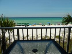 Updated Beachfront One Bedroom In Panama City Beach