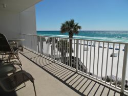 Beachfront Paradise On The Second Floor!