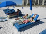 Free Beach Chair setup with Unit 811