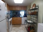 Granite countertops, updated kitchen, flat top stove, new appliances