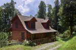 Adorable cabin minutes from Blowing Rock and Boone