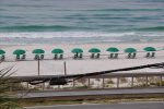 Your Beach Chairs Await on Maravilla`s Private Beach.
