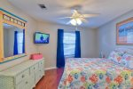 Enjoy the Flat Screen TV in the 2nd Bedroom