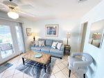 Beach Service included -- 2 chairs/1 umbrella set up for you every day of your stay.