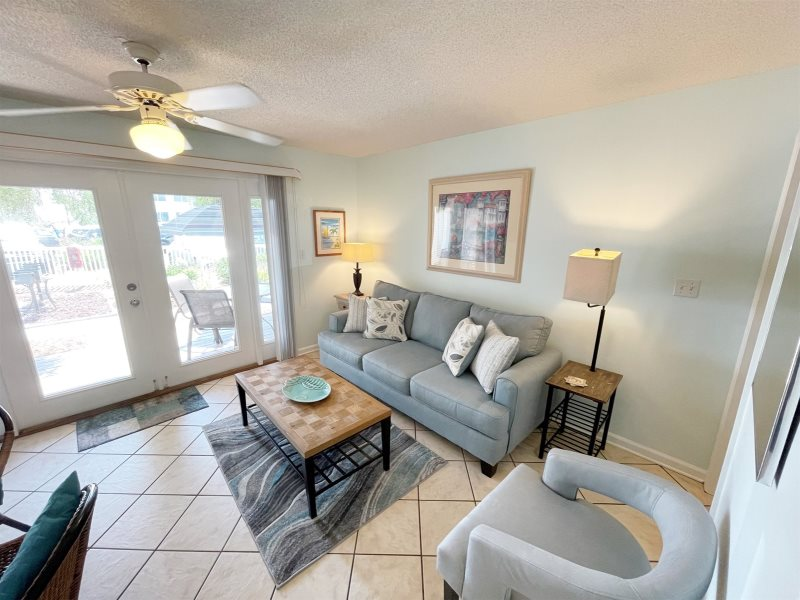 Summer By The Sea Summerspell 109 Pet Friendly Ground Floor Convenience Free Beach Service
