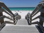 Only Steps to the World Famous Sugar-White Destin Beaches