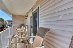 Free Beach Set-ups provided for you during your stay. Look for the red and white beach set-ups.