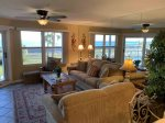 A Taste of Tommy Bahama Decor with View of the Gulf