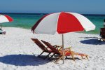 Free Beach Setups Every Day of your Stay During Season March - October
