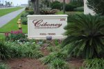 Welcome to Ciboney -- Entrance on Scenic Gulf Drive