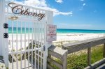 Your Private Entrance to the Ciboney Private Beach -- Your Fun in the Sun