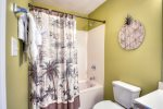 Full Bath in Master Bedroom for your convenience and privacy