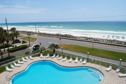 GLORIOUS GULF COAST VIEW. Pet Friendly Too! Free Beach Service. Maravilla 2410