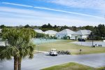 You can keep your exercise routine at the Maravilla Clubhouse.