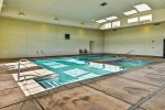 Indoor Pool OPTIONAL- access upon paying one time clubhouse fee