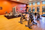 Exercise Room OPTIONAL- access upon paying one time clubhouse fee