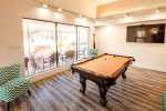 The Hub Clubhouse - Pool Table