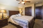 Fourth Bedroom - Queen Bed