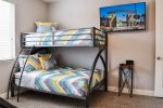 Suite 1 - 2 Twin/ Double Bunk Beds, Nintendo Switch