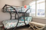 Fourth Bedroom - Double Bunk Bed