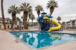 Green Valley Outdoor Pool and Waterslide