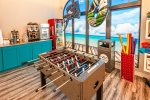 The Hub Clubhouse - Foosball Table
