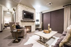 Luxury Suite 205 at The Galleries of Whitefish, in the HEART of downtown!