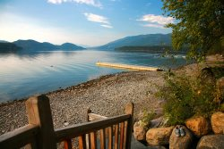 Lake Front Condo in Whitefish
