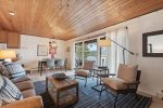 Whitefish lake right out your door