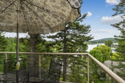 Hillside Condo 17CU just steps away from Whitefish Lake