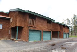 Raven Haven is a cozy vacation condo located in Pagosa Springs.