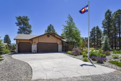 My Happy Place is a relaxing vacation home located in the Pagosa Lakes area.
