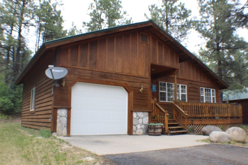 pagosa cabins colorado springs