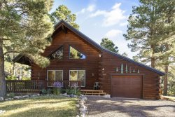 Oakwood offers the best of mountain living in this vacation cabin, centrally located in Pagosa Springs.