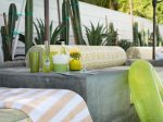 Poolside Daybed Detail
