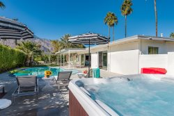 MID-CENTURY GEMSTONE MAKES PALM SPRINGS THE LIFE!