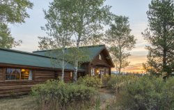 Secluded Rustic Cabin in Grand Teton National Park