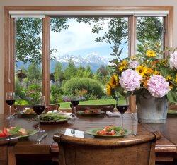 Exquisitely beautiful mountain home near Jackson Hole Golf & Tennis Club