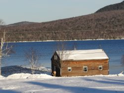 Private Waterfront on Moosehead Lake.