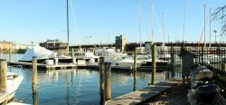 EASTPORT WATER VIEW ~  FURNISHED 1 BED 1 BATH ~ LONG TERM RENTAL $1,700