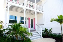 Brand new 3 bedroom Islamorada Villa Rental on the waterfront at MM 81.8 in the Florida Keys.