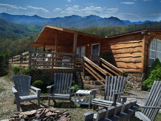 Affordable Pet Friendly Cabin Rental Near Bryson City Nc Smoky