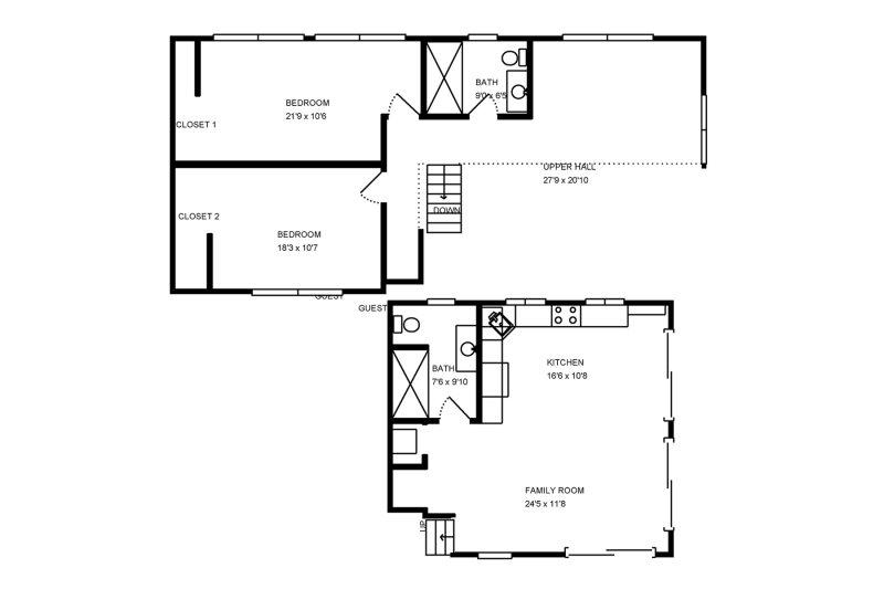 Fourth Coast Pool House 6 Bedroom 5