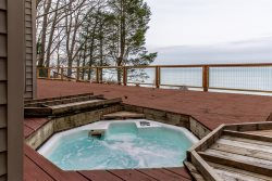 Harbert Horizon Lakefront Pool House