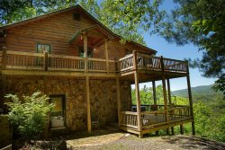 Three Bears Bluff  2BR, 2 Bath in Cherry Log, GA