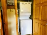 Washer and dryer for guests use